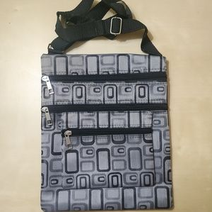 Crossbody zipper bag